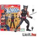 Eladó 16cm-es Marvel Legends X-Men Retro figura Farkas / Rozsomák / Wolverine figura - extra-mozgatható fi