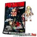 Eladó 6cmes Minimates Predator figura - Jungle Hunter Predator unmasked / maszktalan arcú mozgatható minif