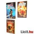 Eladó xx Használt könyv - 3db TV - StarGate / Csillagkapu Megtorlás, ifjú Indiana Jones, Xena - régi regén