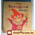 Paprikajancsi Kalandjai (E. Emgyen) 1962 (Mesekönyv) 6kép+tartalom