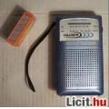 Hauser TR-904 Zsebrádió (hiányos) Rendben Működik (4képpel)