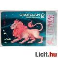 Telefonkártya 1995/07 - Oroszlán (2képpel :)