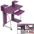 Új számítógépasztal íróasztal, asztal, 4 szín