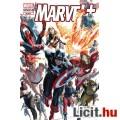 Eladó új  Marvel+ képregény 36. szám 2018/1 Benne: Deadpool és Bosszúállók / Bosszú Angyalai és Megszállók