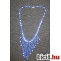 Eladó kék gyöngy nyaklánc
