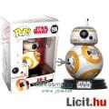Eladó Funko Pop figura - Star Wars BB-8 kerek droid Last Jedi Csillagok Háborúja mozi / popkult karikatúra