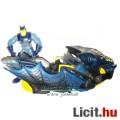 Eladó Batman figura - Batman figura és 33cm-es Denevér Motor jármű - Kenner Legends of the Datrk Knight Sk