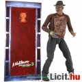 Eladó 45cm-es Freddy Krueger figura 1/4 NECA extra-mozgatható Nightmare on Elm Street / Rémálom az Elm Utc