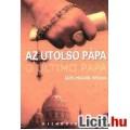 Eladó Luis Miguel Rocha: Az utolsó pápa