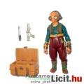 Eladó 10cm-es Star Wars figura - Maz Kanata Jedi mester figura fegyverrel kikapcsolt fénykarddal és csukha