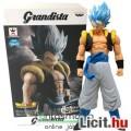 Eladó 28cm-es Dragon Ball Super / Dragonball Z figura - Gogeta SSJ God Blue óriás szobor - Grandista Banpr