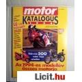 Eladó Motor Katalógus 1994 (5db állapot képpel :) igen jó állapotban