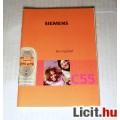 Eladó Siemens C55 User Guide (2002) Gyűjteménybe (Ver.1 Angol) 4képpel :)