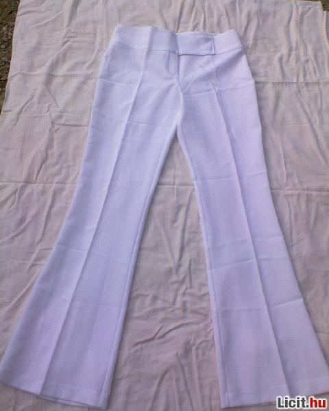a119d113e2 Licit.hu *ORSAY Hófehér nyári női nadrág 38-as Az ingyenes aukciós ...