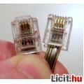 Kábel Vonalas Telefonhoz 4-eres (215cm) Használt (2db képpel :)