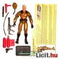 Eladó GI Joe figura - Blowtorch lángszórós katona figura 100% komplett felszereléssel, filecarddal és