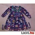 Eladó Flanel kislány ruha kb. 128/134