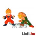 Eladó Dragon Ball / Dragonball figura - mini Gohan SSJ1 & fusion Goten SSJ1 - 2db Boolz Petite retro m