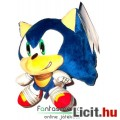 Eladó Sega Sonic figura - 15cm-es Sonic plüss játék figura - Sonic a Sündisznó / Süni - Sonic Boom széria