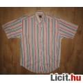 Eladó Adam nyári csíkos férfi ing,méret:M