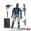 Eladó GI Joe figura - Roadblock V8 katona figura / 2002 Eight-Pack Exclusive gépfegyverrel, felszereléssel