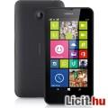 Eladó Nokia Lumia 630 Dual SIM kártyafüggetlen okostelefon, Black Windows Ph