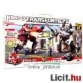 Eladó Transformers - Kre-O Optimus Prime vs Megatron 2db-os járművé építhető robot szett / LEGO típ. építő
