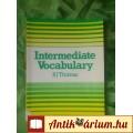 Eladó Intermediate Vocabulary * B J Thomas * angol nyelvkönyv