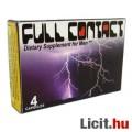 Eladó Full Contact For Men Potencianövelő Férfiaknak 4 db