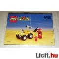 LEGO Leírás 6455-2 (1999) (4123661) 3képpel :)