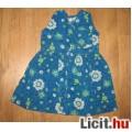 Eladó tündéri virágos nyári ruhácska,méret:86