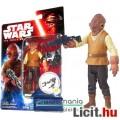 Eladó 10cmes Star Wars figura - Admiral Ackbar fegyverrel - Episode VII megjelenés - 5 ponton mozgatható f