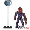 Halo figura - 4cmes Gulity Spark és Flood figura mozgatható végtagokkal és fegyverrel - Halo Mega Bl