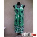 Eladó * Virág mintás ujjatlan dupla nyári ruha 36-os
