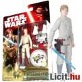 Eladó 10cmes Star Wars figura - Luke Skywalker kék fénykarddal - klasszikus Bespin Duel Birodalom Visszavá