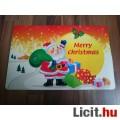 Karácsonyi reggeliző alátét Mikulás 42 cm x 28 cm