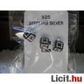 Eladó 925 Ezüst swarovskis fülcsi és medál