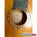 Eladó Orosz 7 húros dobgitár, nagyon ritka, antik darab