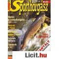 SPORTHORGÁSZ  2003. XII. évfolyam - 11 db.