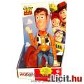 Eladó 37cm-es Toy Story - Woody Sheriff / Vudi Serif plüss játék figura / baba - Disney - Készleten!