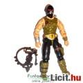 Eladó GI Joe / G.I. Joe figura Cobra Croc Masters saját pórázzal - Vintage 10cm-es mozgatható katona figur