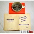 Diákiránytű (Retro) NDK-s Papírjával kb.1978 (4képpel :)