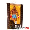 Eladó 18cm-es Rocky figura - Mr. T / Clubber Lang figura vicsorgó arccal, extra-mozgatható végtagokkal - g