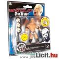 Eladó WWE Pankrátor figura - 10cm-es Mr Kennedy figura mozgatható végtagokkal ring darabbal  - Pankráció /