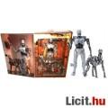 Eladó 18cm-es Robocop vs Terminator figura - Ultimate NECA Endocop és Terminator Dog robot kutya 2db-os Ro