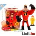 Eladó 14cmes Incredibles / Hihetetlen család figura - Mr. Irdatlan játék figura mozgatható végtagokkal - D