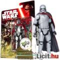 Eladó 10cmes Star Wars figura - Captain Phasma ezüstszürke Rohamosztagos / Stormtrooper kapitány - Episode