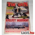 Eladó Top Gun 1993/4 (5kép+Tartalomjegyzék :) retro repülős magazin