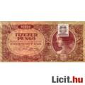Eladó 10.000 Pengő  1945