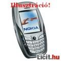 Eladó Nokia 6600 gyári kivitelű előlap